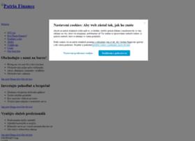 patria-forex.cz