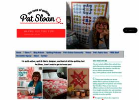 patsloan.com