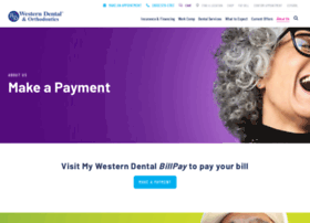 payments.westerndental.com