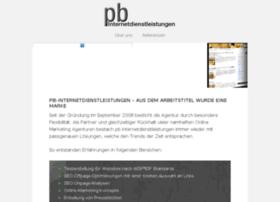 pb-internetdienstleistungen.at
