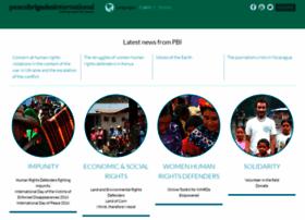 peacebrigades.org