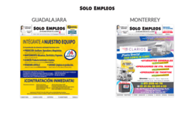 periodicosoloempleos.com.mx