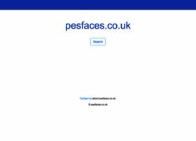 pesfaces.co.uk