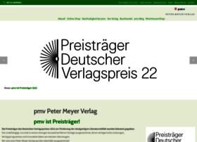 petermeyerverlag.de