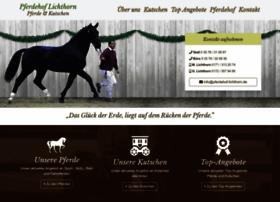pferdehof-lichthorn.de