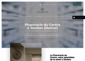 pharmacieducentre.be
