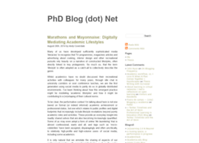 phdblog.net