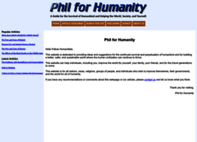 philforhumanity.com