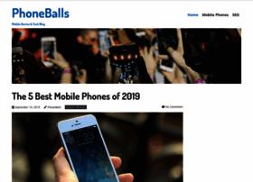 phoneballs.com