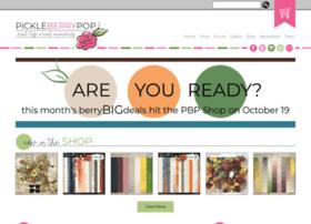 pickleberrypop.com