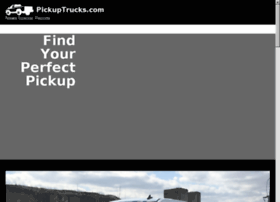 pickuptruck.com