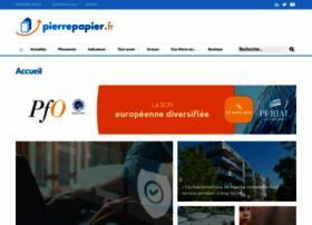 pierrepapier.fr