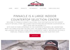 pinnaclegranite.com