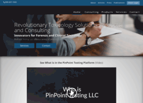 pinpointtesting.com