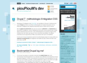 pioupioum.fr