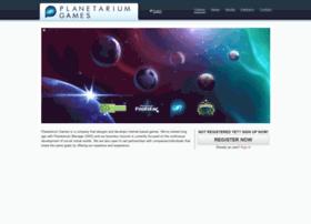 planetariumgames.com