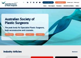 plasticsurgery.org.au