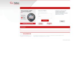 platforma.xelion.pl