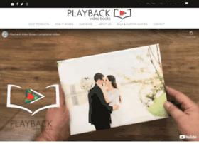 playbackvideobooks.com