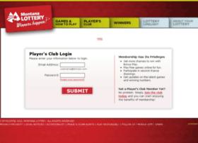 playersclub.montanalottery.com