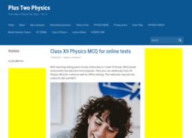 plustwophysics.com