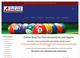 pooltablespares.co.za
