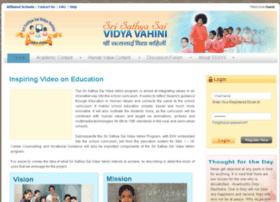 portal64.srisathyasaividyavahini.org