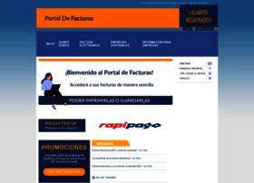 portaldefacturas.com