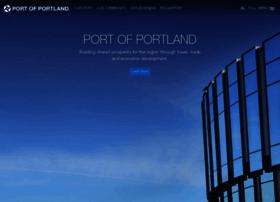 portofportland.com