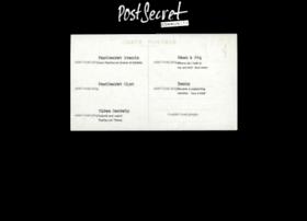postsecretcommunity.com
