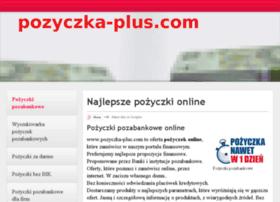 pozyczka-plus.net