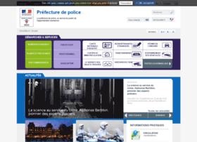 prefecturedepolice.interieur.gouv.fr