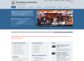 presidency.edu.bd
