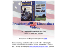 presidentiallimousines.com