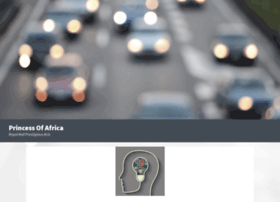 princessofafrica.net