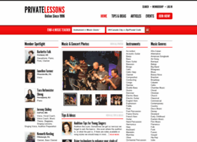 privatelessons.com