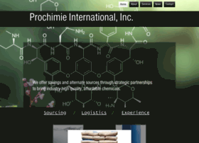 prochimieinternational.com