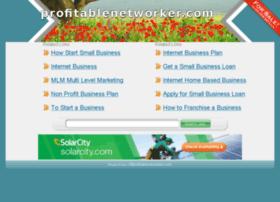 profitablenetworker.com