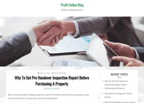 profitonlineblog.com