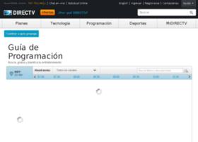programacion.directvpr.com
