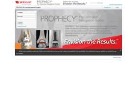 prophecy.wmt.com