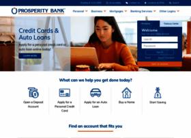 prosperitybanktx.com