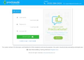 ps2.practicesuite.com