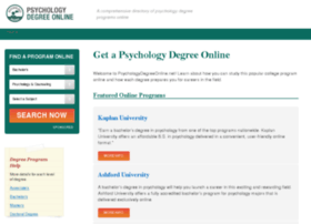 psychologydegree.net