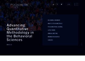 psychometricsociety.org