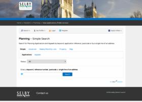 public.selby.gov.uk