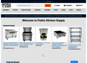 publickitchensupply.com
