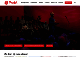 pvda.nl