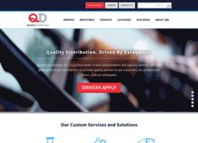 qualitydistribution.com