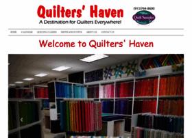 quiltershaven.com